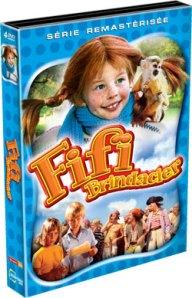 Fifi Brindacier, l'intégrale en coffret DVD