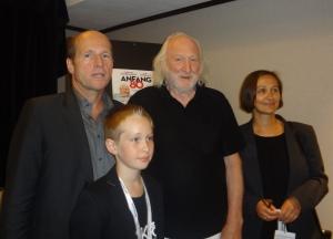 Conférence de presse, FFM Montréal 2012