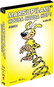 MARSUPILAMI HOUBA HOUBA HOP!  Coffret DVD  26 épisodes SAISON 1