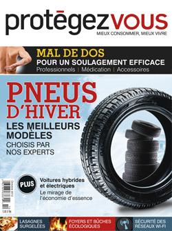 PROTÉGEZ-VOUS, édition de ce mois-ci, octobre 2012