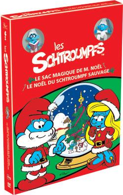 DVD avec 2 minifigurines
