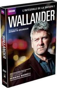 Coffret DVD Wallander Saison 2