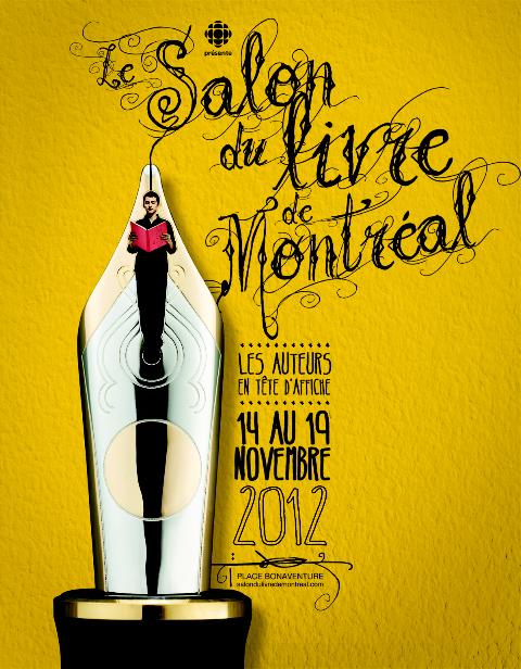 35e Salon du livre de Montréal