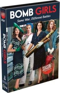 Des Femmes et des Bombes, saison 1, / Bomb Girls - Same War, Different Battles