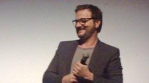 Patrick Ridremont, Réalisateur et interprète, DEAD MAN TALKING, comédie dramatique proposée dans le cadre du FOCUS BELGE au festival CINÉMANIA