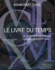 Le livre du temps, Auteur : Adam Hart-Davis, éditions Broquet