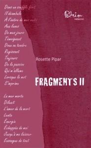 Fragments II, poésie