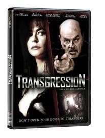 DVD Transgression, un thriller de Enric Alberich