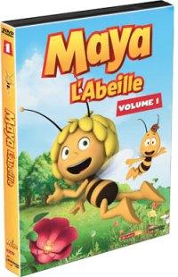Maya l'Abeille en DVD 3D