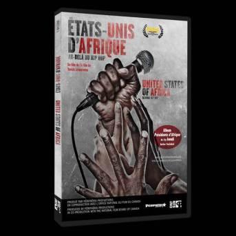 DVD ONF Les États-Unis d'Afrique