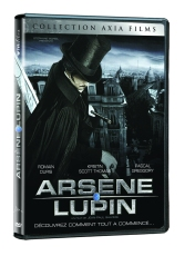 Arsène Lupin avec Romain Duris et Kristin Scott Thomas sur DVD