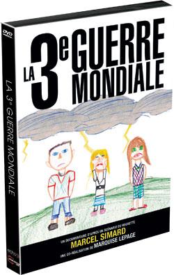 DVD LA 3e GUERRE MONDIALE sur le divorce et les enfants