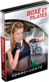 Forme et Santé,  Boxe et Pilates, Cardio minceur DVD Imavision