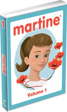 DVD.Martine animation 3D