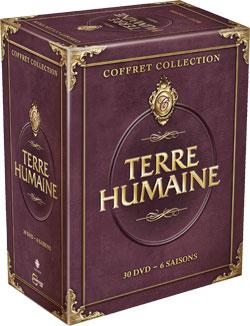 TERRE HUMAINE  Auteure : Mia Riddez-Morisset Avec : Jean Duceppe GRAND COFFRET COLLECTION  IMAVISION