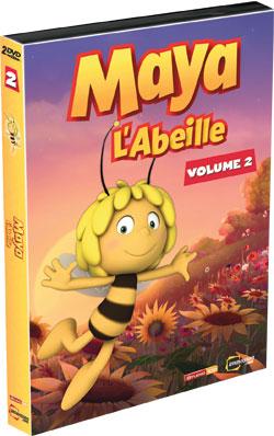 DVD Maya L Abeille 2