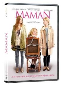 DVD MAMAN avec Mathilde Seigner, Josiane Balasko et Marina Foïs