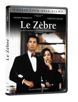 Le Zèbre, Un film de Jean Poiret avec Thierry Lhermitte et Caroline Cellier