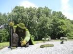 L'homme qui plantait des arbres inspirée du film d'animation créé par FrédéricBack