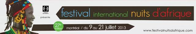 Festival international Nuits d Afrique