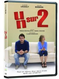 DVD Un sur 2, télésérie québécoise sur le couple
