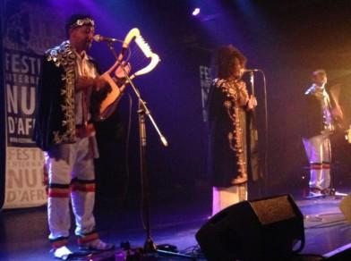 Krar Collective au Festival International Nuits d'Afrique 2013