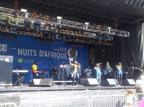 HERLEO MUNTU au Festival International Nuits dAfrique