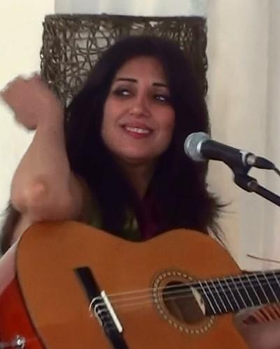 SHISTA. , Mariam Behnam, compositrice et interprète perse
