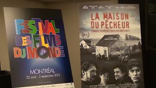 LA MAISON DU PÊCHEUR au Festival des films du monde de Montréal