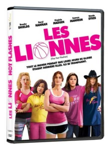 DVD Les Lionnes The Hot Flashes