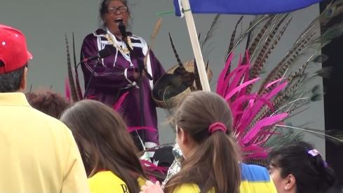 Festival Présence autochtone, genèse de la terre
