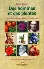 Des hommes et des plantes Auteur :  Claude Gagnon Éditeur : Marcel Broquet