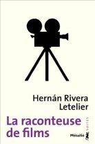 La raconteuse de films Hernan Rivera Letelier Éditions Métailié