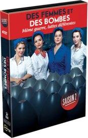 Des Femmes et des bombes,  saison 2 intégrale.  coffret de 4 DVD   IMAVISION.COM