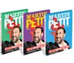 DVD Martin Petit et le micro de feu 1 DVD 2 CD