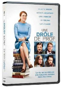 DVD Une drôle de prof (The English Teacher)