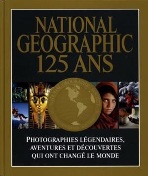 National Geographic 125 ans publié en français aux éditions BROQUET