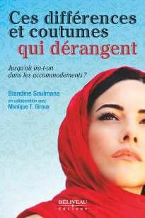 Livre de Blandine Soulmana sur la charte des valeurs et les accommodements raisonnables