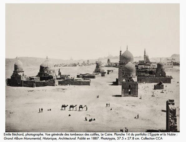 La photographie de la ville arabe au 19e siècle Exposition au Centre Canadien d'Architecture, Montréal