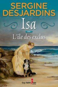 Isa, tome 1, l'île des exclus