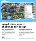 Smart Cities, conférence Mellon avec le professeur Antoine Picon de l'Université Harvard