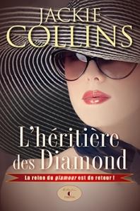L'héritière des Diamond de Jackie Collins, Guy Saint-Jean éditeur