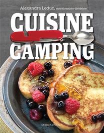 Cuisine camping, livre de recettes