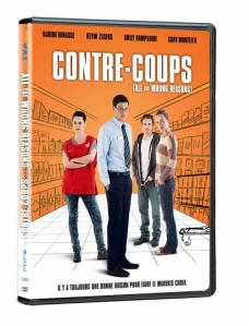 DVD Contre-Coups (All the Wrong Reasons)