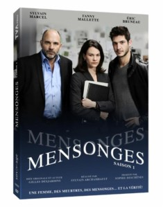 La télésérie «Mensonges» en DVD TVA Films et Sovimage