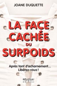 La face cachée du surpoids, Après tant d'acharnement... Libérez-vous !, par Joanne Duquette, est publié chez Béliveau éditeur.