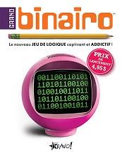 Le Grand binairo de janvier est en librairie et aux éditions Bravo ! du Groupe Modus.