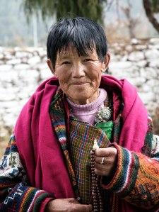 Bhoutan Lotus et Dragon
