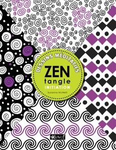 Les livres sur le Zentangle de Suzanne McNeill sont disponibles en français sur le aux éditions Bravo! du groupe Modus.