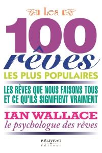 Les 100 rêves les plus populaires, livre de Ian Wallace vient de paraître chez Béliveau éditeur.